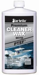 One Step Cleaner Wax 1000 ml - German/rench