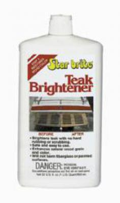Teak Brightener 1000 ml - Greek/Turkish