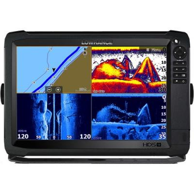 HDS-9 CARBON GPS/СОНАР КОМБО С TOTALSCAN СОНДА