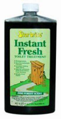 Instant resh Toilet Chemical 32 oz. Pine
