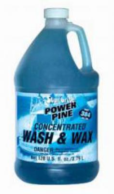 Power Pine Wash & Wax Gal.