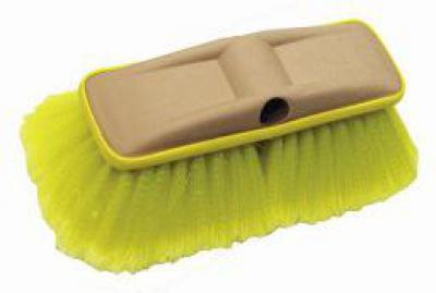 Deluxe Brush (Soft) (Yellow)
