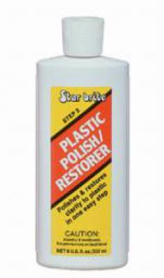 Plastic Polish 250 ml - German/rench