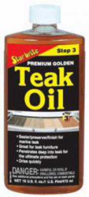 Premium Teak Oil 500 ml - Greek/Turkish
