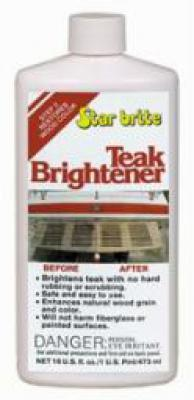 Teak Brightener 500 ml - German/rench