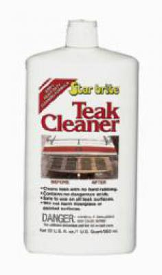 Teak Cleaner 1000 ml - Greek/Turkish