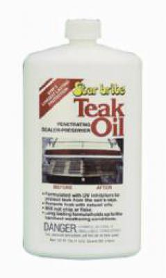 Teak Oil 1000 ml - German/rench