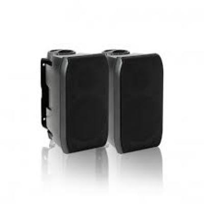 "3"""" Box Speaker Pair - Black"